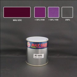 Acrylic Basecoat Maxcare. Red Violet MC-6600
