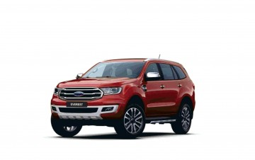 Ford EVEREST-SUNSET AAT FSQ