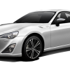 Toyota 86-2015 - STERLING SILVER D6S
