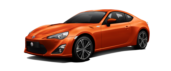 Toyota 86-2015 - ORANGE H8R