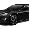 Toyota 86-2015 - CRYSTAL BLACK SILICA D4S