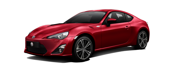 Toyota 86-2015 -  LIGHTNING RED C7P
